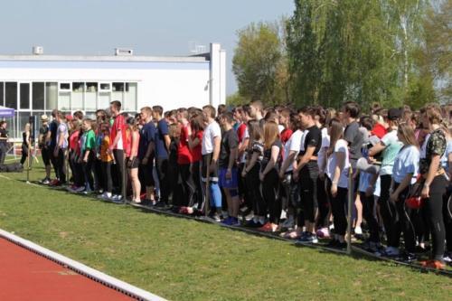 IV. středoškolské mistrovství ČR v požárním sportu
