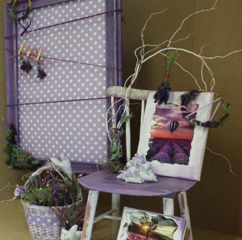 Výroba dekorací a aranžmá