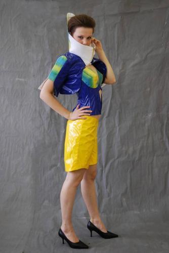 Střední škola Strážnice – Modelářství a návrhářství oděvu - práce