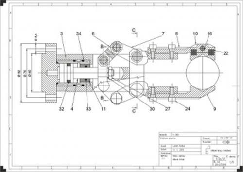 STR autocad 06